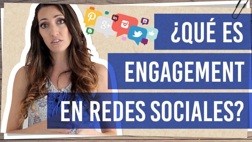 Qué es engagement en redes sociales