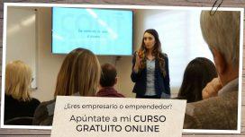 curso gratuito emprendedores empresarios