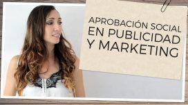 Aprobación social en marketing