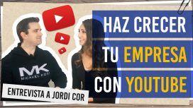 Haz crecer tu empresa con youtube