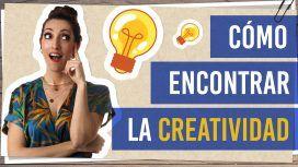Cómo encontrar la creatividad