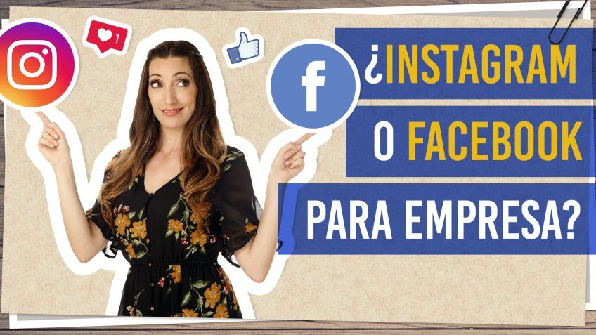 Instagram o facebook