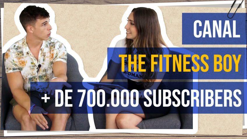Entrevista The fitness boy