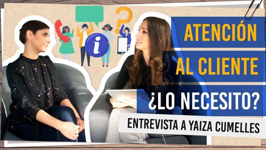 Entrevista a Yaiza Cumelles