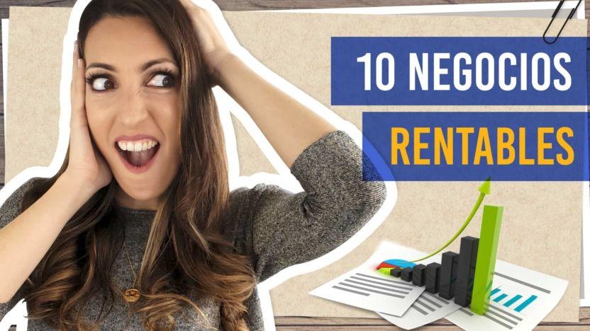 10 negocios rentables