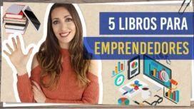 5 libros para emprendedores
