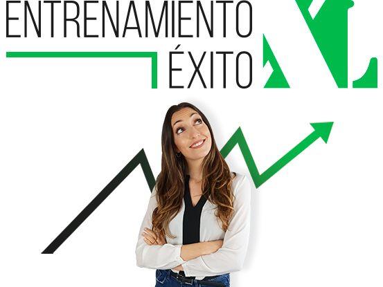 Entrenamiento Éxito XL Judit Català