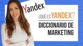 que es Yandex