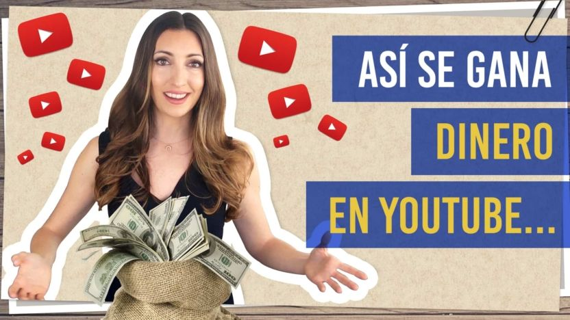 Así se gana dinero en youtube