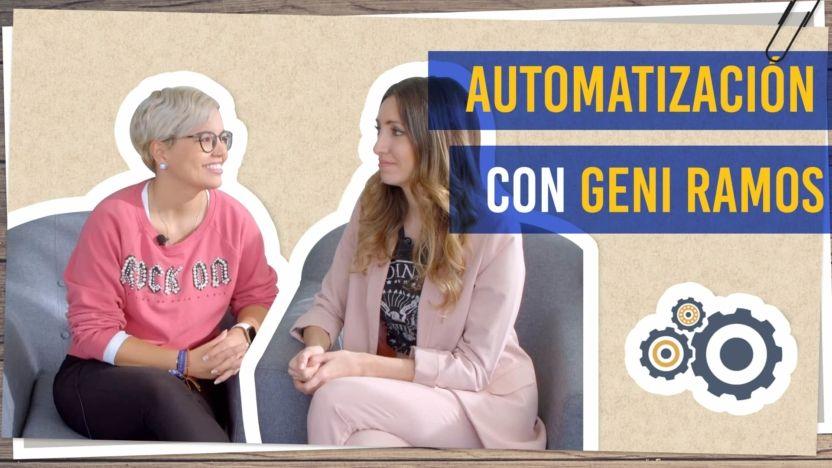 Automatizacion con Geni Ramos