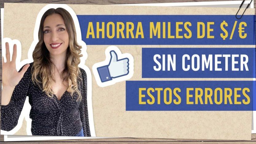 Errores Facebook Ads