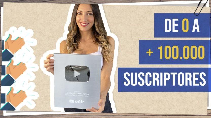 Crecer rápido en Youtube
